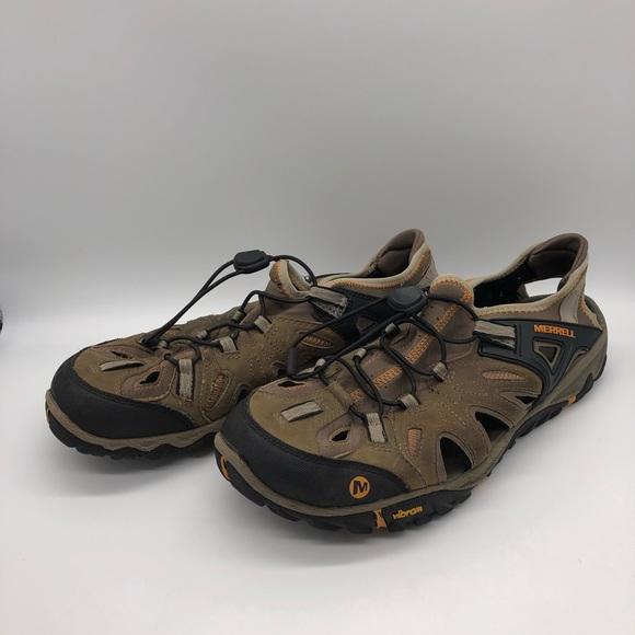 Vibram Unifly Hiking Sandals Mens Sz 12